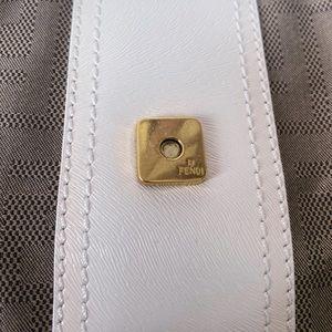 Fendi Bags - Rare Fendi calfskin satchel